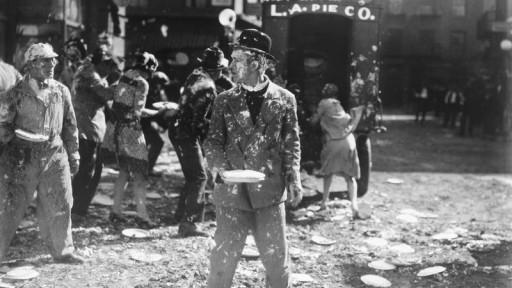 Laurel & Hardy - Die große Tortenschlacht