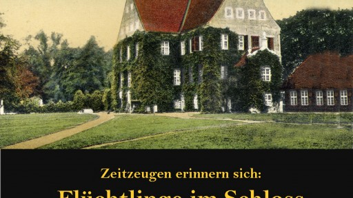 Flüchtlinge im Schloss Ludwigsburg