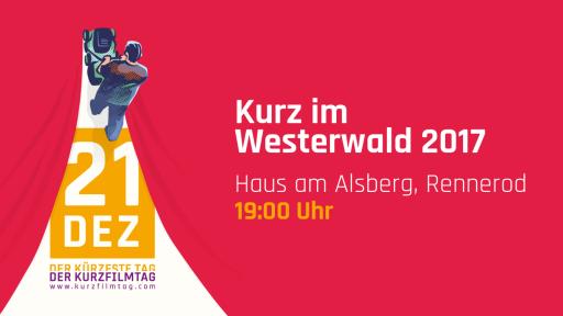Kurz im Westerwald 2017