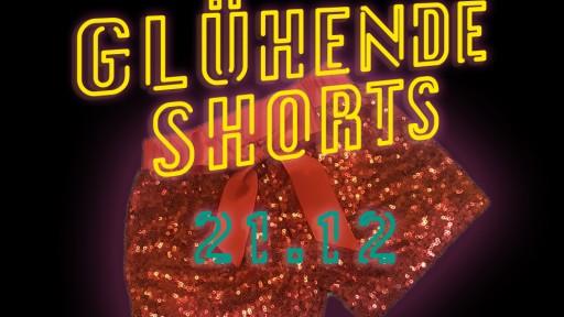 Glühende Shorts 17