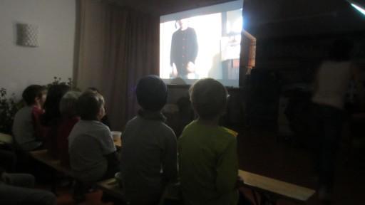 Der Kinder-Kurzfilmtag im Quartier Teil 1