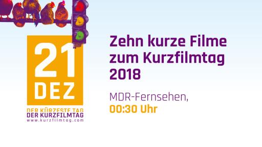 Zehn kurze Filme zum Kurzfilmtag 2018