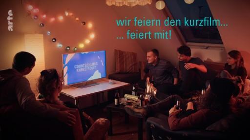 ARTE KurzSchluss - Kurzfilmnacht 2018