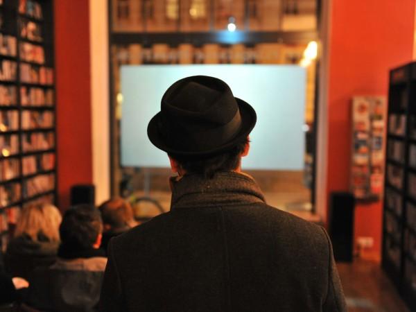 Der KURZFILMTAG 2013 in der Filmgalerie Phase IV, Dresden. (c) AG Kurzfilm