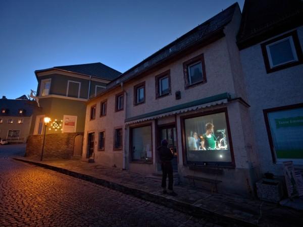 Der KURZFILMTAG 2020 in Augustusburg. (c) Konrad Behr