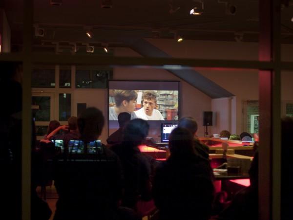 Filmleuchten 2014 im Jugendhaus Mitte Stuttgart