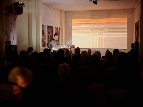 KURZFILMTAG 2019. SÆLA // Dominic Kießling im Hole Of Fame, Dresden. © Stefan Floss