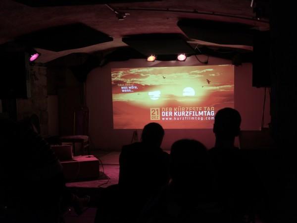 KURZFILMTAG 2019. Cine lokal im Riesa Efau, Dresden. © Anne Lippert
