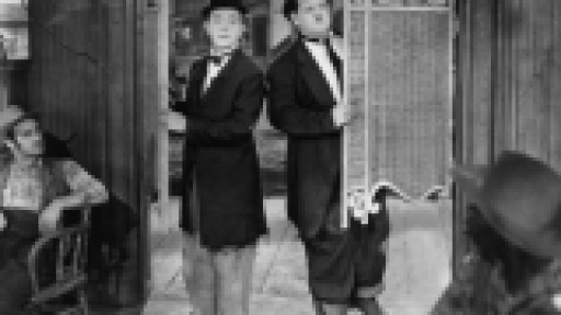 Laurel & Hardy - Blue Rich Mountains of Virginia